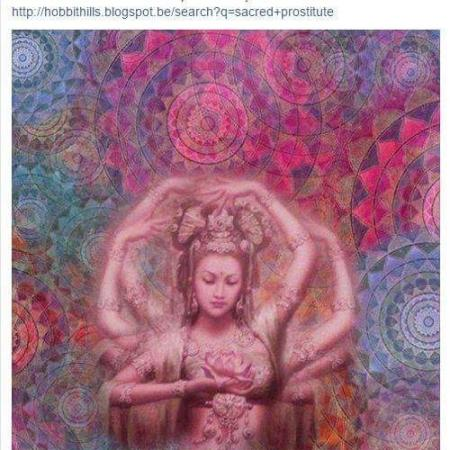 sacred prostitute archetype meaning