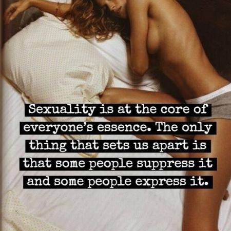 ~ The Essence Of Sexuality ~