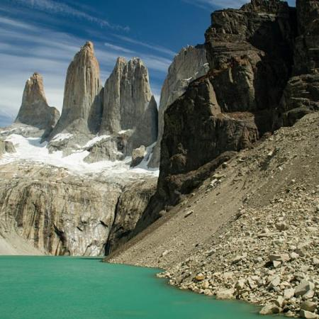 ~ The Towers of Paine - Patagonia Chile ~