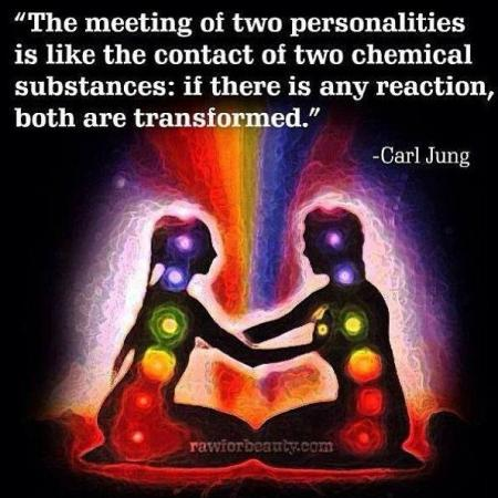 ~Transformation ~ Carl Jung ~