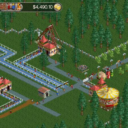 Roller coaster tycoon Classic ❤