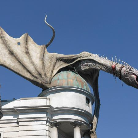Diagonalley Dragon