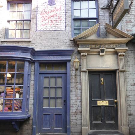 Diagonalley Orlando