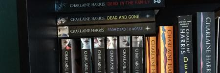 Aanrader: The Sookie Stackhouse/Southern Vampire Series van Charlaine Harris