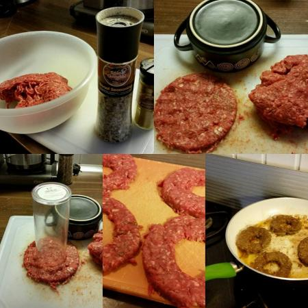 Meat Donuts