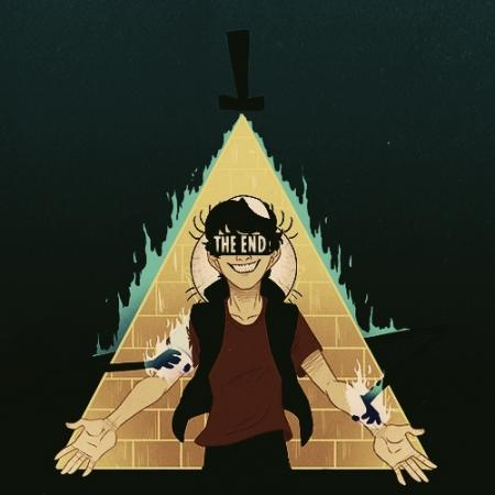 Gravity Falls: It's the End