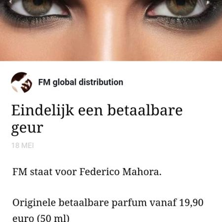 Dierproefvrije make -up en geuren