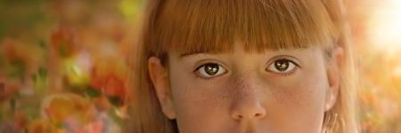 Sproetjes: Them's not FRECKLES. Them's are FAERY DUST! met mooie foto's