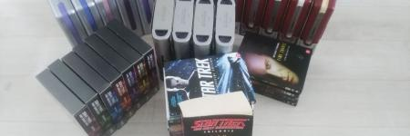 Star trek Collectie