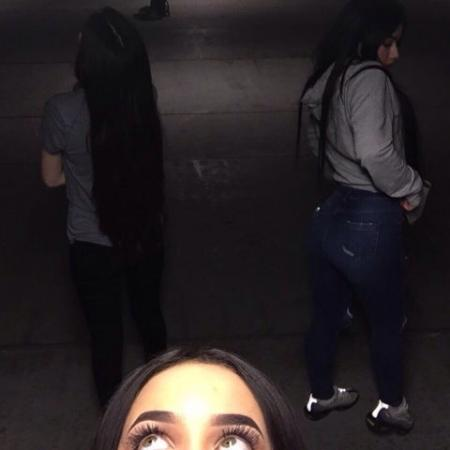 Booty on here ass bitches