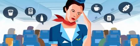 The diary of a Flight Attendant