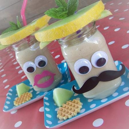 Smoothies... yummie...