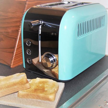 Toasten in retrostyle...