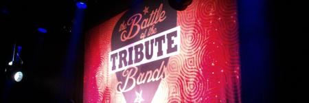 Optreden Battle of the tribute Bands