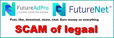 FutureAdpro SCAM of legaal