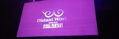 Distant Worlds; Music from Final Fantasy: Live in AFAS Live (voormalig HMH), 4 mei 2017