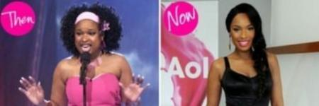 Celebrity weight loss journey