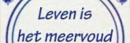 Leven is Lef...