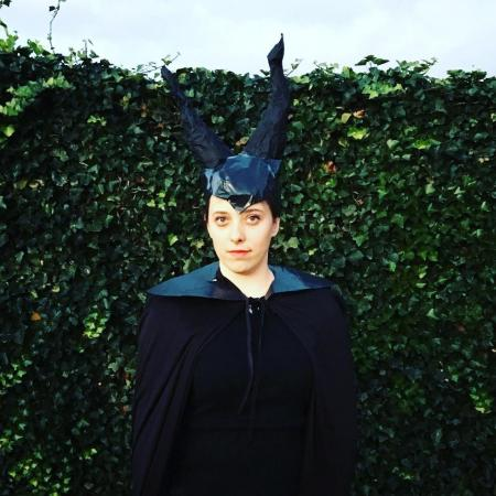 Mijn low-cost Maleficent cosplay