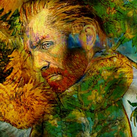 Living in their own Creations - Vincent van Gogh