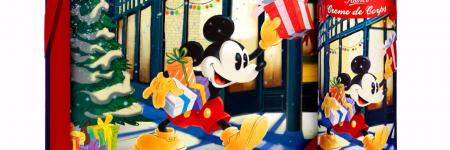 Kiehl's holiday collection mickey mouse