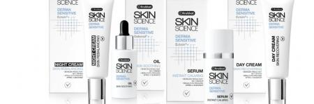 Kruidvat lanceert Skin Science Derma Sensitive
