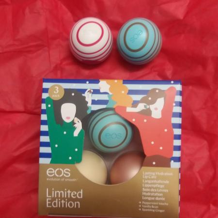 Eos limited edition