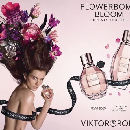 Flowerbomb Bloom by Victor & Rolf
