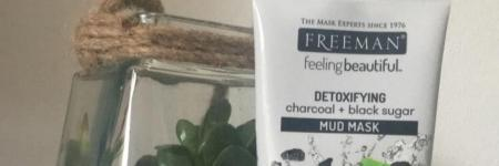 Review | Freeman detoxifying mud mask