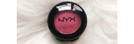 Review | NYX oogschaduw - Pink lady