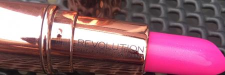 Review | Revolution lippenstift