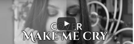 COVER ZINGEN: MAKE ME CRY