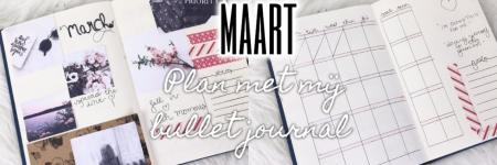 PLAN MET MIJ: BULLET JOURNAL