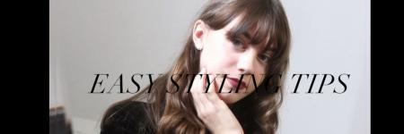 Simpele styling tips