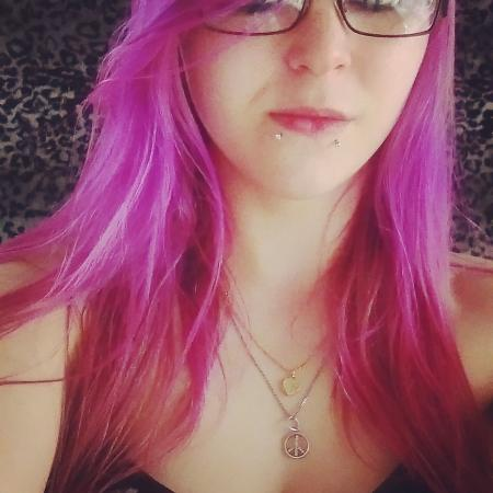 back to pink