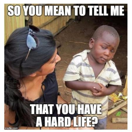 So you mean to tell me..