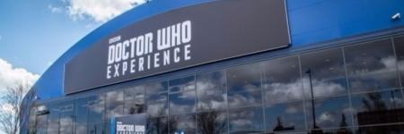 Doctor Who Experience, Cardiff..... 79 crazy Whovians go on tour.