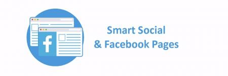 Yoors Update: Smart Social en Facebook Pages