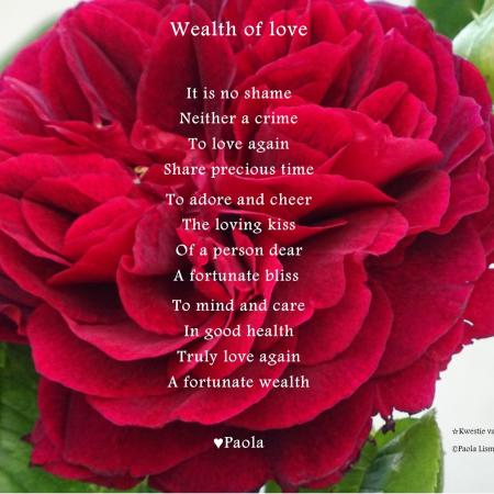 Wealth of love