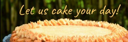 Let's cake your day!