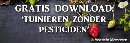 Gratis Download: Tuinieren Zonder Pesticiden