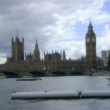 When my love for London started.....