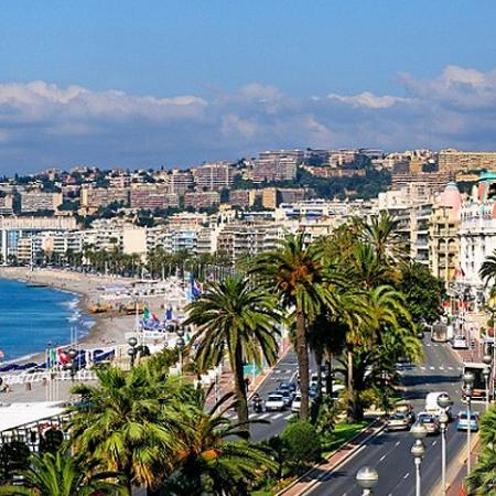 Nice the beauty of France