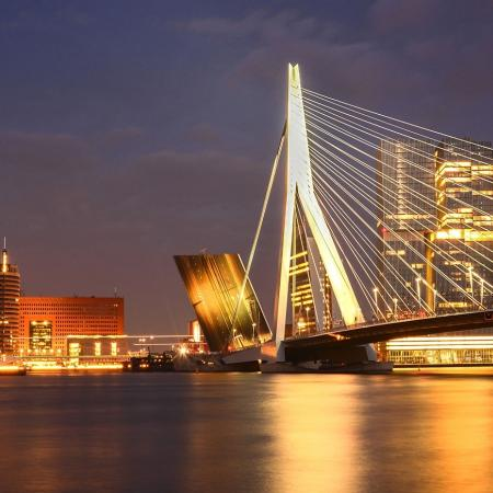 Rotterdam the beauty of Holland