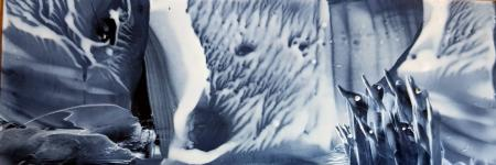 ANTARTICA ... Encaustic-Art.