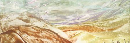 LANDSCAPE Encaustic-Art