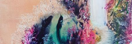 SEALIFE ... Encaustic-Art