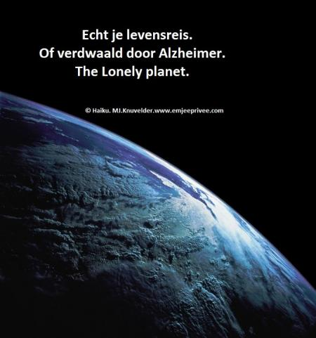 THE LONELY PLANET... (HAIKU 229)