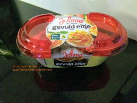 Review: Johma gevuld eitje salade