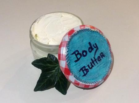 Basis recept body butter
